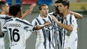 Crotone 1-1 Juventus