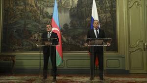 Azerbaycan ve Rusya dışişleri bakanlarından kritik görüşme