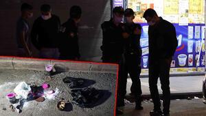 Polis faciayı önledi 3 parça halinde bomba...