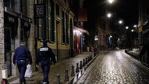 Binlerce polis ve jandarma görevlendirildi Fransada yasak başladı