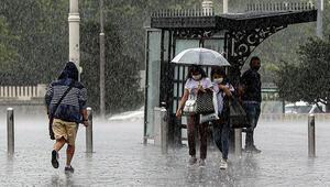 Son dakika: Dikkat Meteoroloji uyardı Bugün Ankara, İstanbul, İzmir…