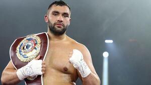 Ali Eren, Avrupa Şampiyonluğu için ringe çıkıyor
