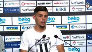 Son Dakika | Beşiktaşın yeni transferi Monterodan Diego Simeone itirafı