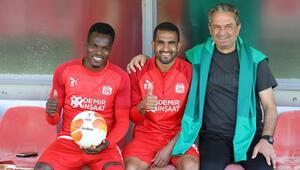 Sivassporda Villarreal hazırlıkları başladı