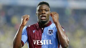 Son Dakika | Trabzonsporda Caleb Ekuban koronavirüse yakalandı