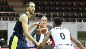 Basketbol Süper Ligi | Gaziantep Basketbol 59-65 Fenerbahçe Beko