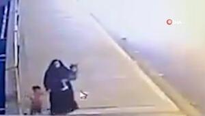 Bağdat'ta 2 çocuğunu Dicle Nehrine atan anne ülkeyi ayağa kaldırdı
