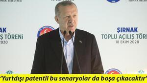 Türkiye Cumhurbaşkanı Recep Tayyip Erdoğan, katıldığı toplu açılış töreninde konuştu