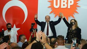 Son dakika haberi: KKTCnin yeni cumhurbaşkanı Ersin Tatar oldu