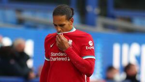 Son dakika haberi | Virgil van Dijkten Liverpoola kötü haber