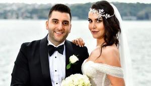 Son Dakika: Masterchef Duygu Acarsoy ve Uğur Atun evlendi... İşte nikahtan ilk görüntüler