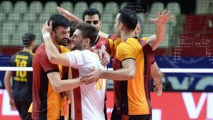 Galatasaray HDI Sigorta: 3 - Sorgun Belediyespor: 1