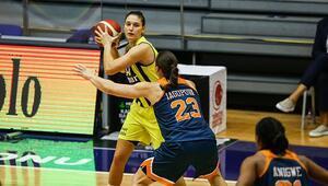 Fenerbahçe Öznur Kablo 79-55 ÇBK Mersin Yenişehir Belediyespor