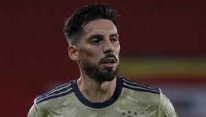 Fenerbahçenin Arjantinli yıldızı Jose Sosadan galibiyet yorumu