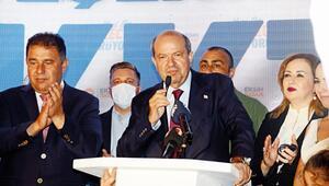 KKTC yeni Cumhurbaşkanını seçti Tatarın zaferi