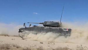 Zırhlı muharebe aracı Tulpar, seri üretime hazır hale geldi
