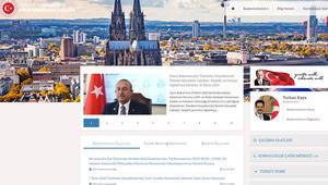 Köln Başkonsolosluğu 30 Ekim'e kadar kapalı