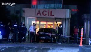 Şişlide hastanede akılalmaz kaza