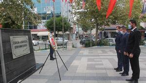 Manyasta Muhtarlar Günü, sade bir tören ile kutlandı