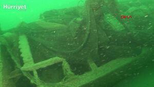 Hitlerin kayıp denizaltısı, hayalet ağlara teslim