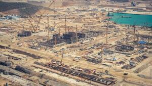Türkiye'nin ilk nükleer santralinde çalışmalar hızla devam ediyor