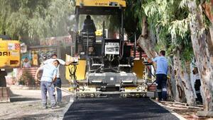 Adana Büyükşehir Belediyesi'nden asfaltlama çalışmaları