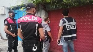 Kahramanmaraşta aranan 67 kişiden 42si tutuklandı