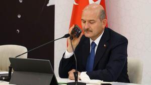 Son dakika: Cumhurbaşkanı Erdoğan, Bakan Soylu ile bir araya gelen muhtarlara seslendi