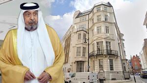 İngiliz medyası belgeledi: BAE lideri Londrada emlak imparatoru çıktı