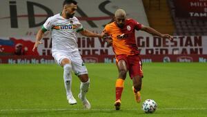 Galatasaray 1-2 Alanyaspor /Maçın özeti ve golleri