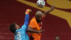 Son dakika haberi | Galatasarayın golü VARa takıldı