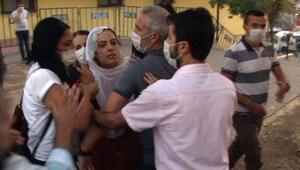 HDPli vekilden Diyarbakır Annelerine hakaret Gerginliğin büyümesini polis önledi