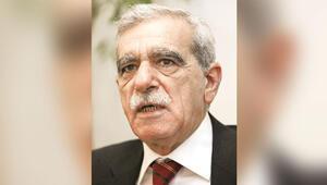 Ahmet Türk Kobani olayları için ifade verdi