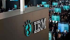 IBMin gelirinde dikkat çeken düşüş