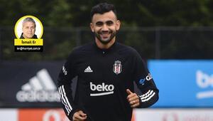 Son dakika haberi | Beşiktaşta gözler Rachid Ghezzal'da
