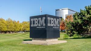 IBMin geliri üçüncü çeyrekte azaldı
