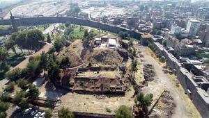Amida Höyük'teki kazılarda 1800 yıllık kalorifer sistemi bulundu