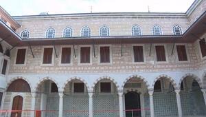 Topkapı Sarayı Hareminde restorasyonun ardından üç yeni bölüm ziyarete açıldı