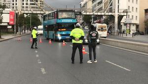 Ceza kesilen minibüs şoföründen ilginç öneri
