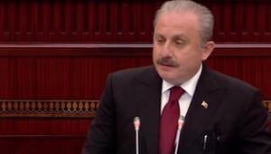 Son dakika haberi: TBMM Başkanı Mustafa Şentop'tan flaş açıklamalar
