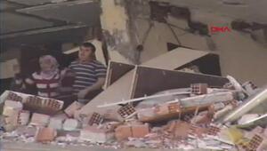 Van depreminin 9 yıl sonra yeni görüntüler ortaya çıktı