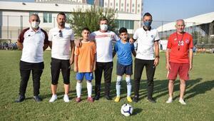 U-13 Fatih Mehmet Kocaispir Turnuvasının şampiyonu Adana Demirspor