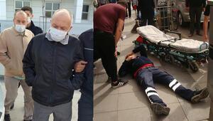 Aksarayda sağlık çalışanına kafa atan eczane çalışanı, adli kontrolle serbest