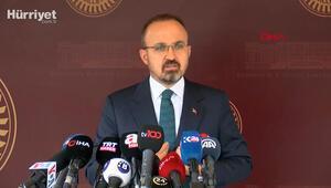 AK Parti Grup Başkanvekili Bülent Turandan  Meral Akşenere cevap