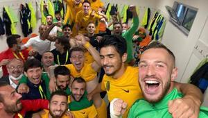 Belediye Kütahyaspor 1-2 Darıca Gençlerbirliği | Darıca Gençlerbirliği Türkiye Kupasında tur atladı