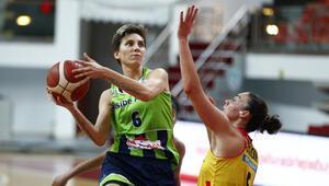 Bellona Kayseri Basketbol: 62 - Nesibe Aydın: 70