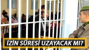 Açık cezaevi izinleriyle ilgili yeni gelişme