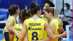 Sarıyer Belediyesi: 0 - Fenerbahçe Opet: 3