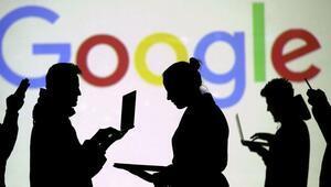 ABDde Googlea en büyük anti tröst davası