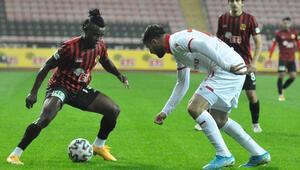 Eskişehirspor: 0 - Yılport Samsunspor: 1
